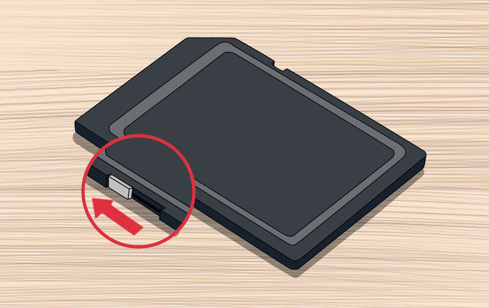 Ways to Remove Write Protection on an SD Card