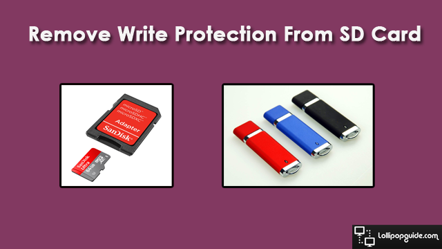 how-to-remove-write-protection-from-sd-card